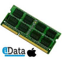 Memória Ddr3 - 8gb - 1333mhz - So-dimm - Para Macbook Apple