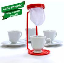 Mini Coador De Café Mariquinha