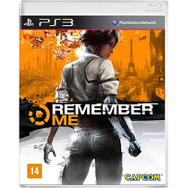 Remember Me - Ps3 - Legendado Em Português