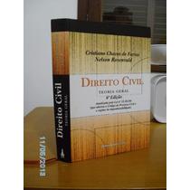 Livro Direito Civil - Teoria Geral - 6ª Edição / 2007