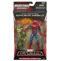 Marvel Legends Spider-man Infinite The Amazing Spider-man
