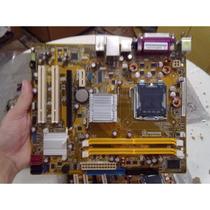 Placa-mãe Lga775 Positivo Pos-ag31ap Asus P5kpl-vm G31 Ddr2
