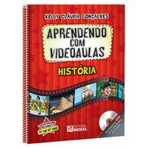 Coleção Aprendendo Com Videoaulas Rideel