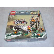 Brinquedo Antigo, Caixa De Lego Com Set Completo E Manual.