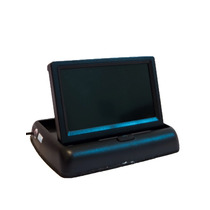 Tela Monitor Tft Segurança Para Veículo Ou Casa 5 Tft Lcd