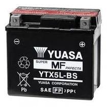 Bateria Yuasa Ytx5l-bs Titan 125 Es Biz 100 Es Bros Cg 125 F