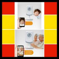 Baby Monitor & Câmera Ip Com Acesso Via Iphone, Ipad,android