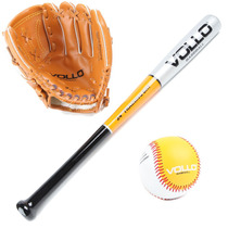 Kit Beisebol Junior Vollo Baseball Loja Japan Trade