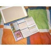 Mega Pacote 321 Cartas De Yugioh Sem Repetição- 300c 12r 9f