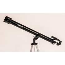 Telescópio Luneta 675x + Bolsa + Cd Astronômico F90060m