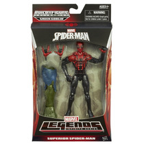Marvel Legends Spider-man Infinite Superior Spider-man