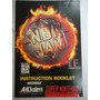 Manual De Snes Nba Jam T.e. Importado