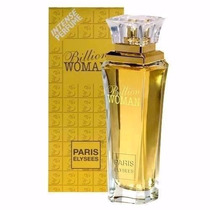 Perfume Billion Feminino 100ml Paris Elysees * Liquidação *