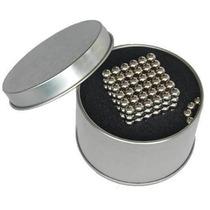 Neocube Neocubo 216 Imãs Esferas 5mm + Lata + 4 Esferas