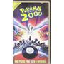 Vhs Pokémon 2000 - O Filme - Dublado