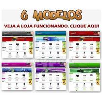 Loja Virtual 7.0 - 2011 + Atendimento Online - Script Php