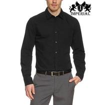 Camisa Social Slim Pronta Entrega Luxuosa