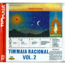 Tim Maia - Racional Vol. 2 Cd Lacrado
