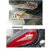 Adesivo Tanque Virago Xv 250 535 750 1100