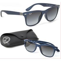 Óculos De Sol Rayban Wayfarer Full Fit 4195 + Original