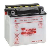 Yb7-a Bateria Yuasa Suzuki Yes125 En Katana 125 Intruder 125