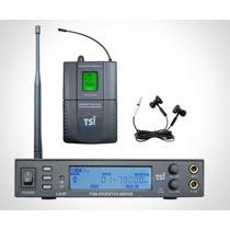 In Ear Ponto Tsi Iem 8 Monitor Sem Fio Profissional Fret 12x