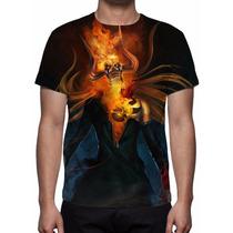 Camisa, Camiseta Anime Bleach - Ichigo Hollow