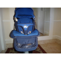 Carrinho De Bebê Chicco I - Move Azul