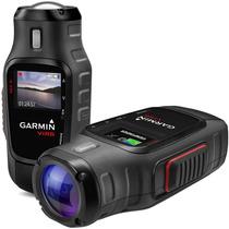 Câmera Garmin Virb 1080 Hd Actioncam Prova Dágua Estabiliza