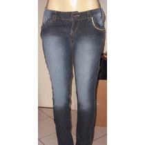 Calça Jeans Questão De Estilo- Modelo 3521- Super Promoção