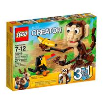 Lego Creator 31019 3 Sets Em 1 272 Peças