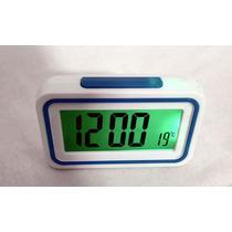 Relógio Para Deficiente Visual , Idoso Que Fala Hora