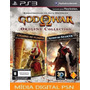 God Of War Origins Collection Psn - Jogo Ps3 - Loja Oficial