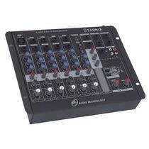 Mesa De Som Mixer Starmix Fx Efeito Usfx602 Usb Frete Gr 12x