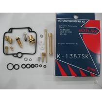 Reparo Carburador Gsx-r1100 95-98 Completo Keyster Suzuki