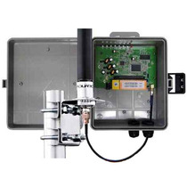 Kit Provedor 1000 Mw 150 Mbps + Poe + Pig+ Caixa+ Omni 12dbi