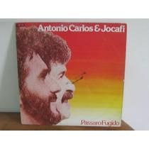 Lp Antonio Carlos E Jocafi Pássaro Fugido Exx Estado
