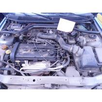 Ventoinha Radiador Ford Escort Zetec 16v 1.8 C/ Suporte