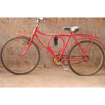 Bicicleta Monark Barra Circular Aro 26 No Estado