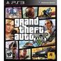 Grand Theft Auto V Gta 5 Ps3 Psn Envio Digital Imediato