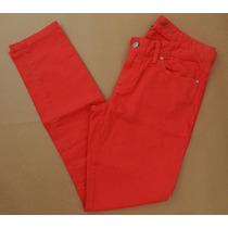 Calça Jeans Feminina Tommy Hilfiger - Tamanho 6 (38 Bra)