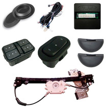 Kit Vidro Elétrico Sensorizado Gm Onix Novo Prisma 4 Portas