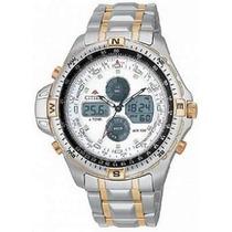 Relógio Citizen Promaster Combo Temp Js1044-51a