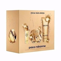Kit Perfume Lady Million Edp 80ml +hidratante 100ml + 15 Ml