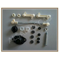 Kit De Buchas Do Trambulador Com Haste - Golf 94 A 98