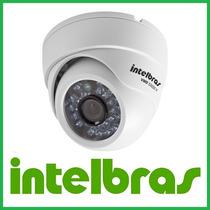 Camera Intelbras Infra Vermelho Dome Vmd S3020 Ir Ccd 1/3
