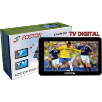 Tablet Foston Fs M791at Tv Digital, Tela 7 , 3g