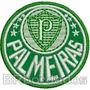 Tsp079 Escudo Palmeiras Símbolo Time Tag Patch Bordado 5 Cm