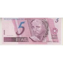 367 - 5 Cinco Reais Fe Cc 2544 R$ 15,00