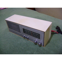 Rádio Antigo Telefunken 3 Faixas Funcionando